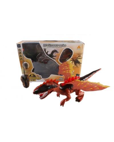 Животные на р/у 60102 динозавр, батар, свет, звук, в кор. 48*14,5*32 см