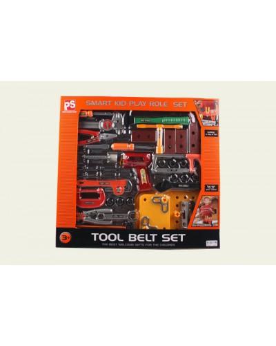 Набор инструментов 2115 отвертка, молоток, плоскогубцы и т.д. в кор. 58*54*8 см