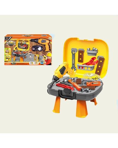 Набор инструментов 36778-71 в чемодане 30*26*40,5 см