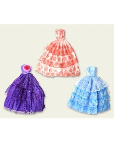 Одежда 2204-35 для кукол Барби, в ассорт., в пакете  24 см