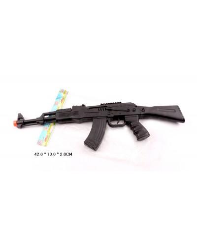 Автомат AK47 в пакете 42*13*2 см