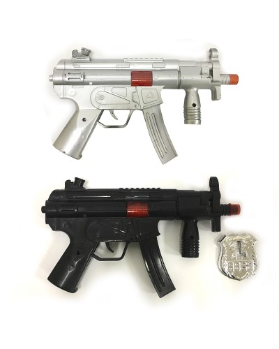 Автомат MP5K-09/MP5K-31 2 вида,в пакете 18*4*3см