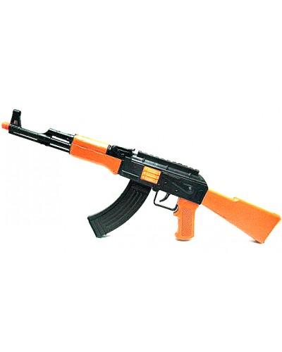 Автомат-трещетка AK47-112 в пакете 49 см