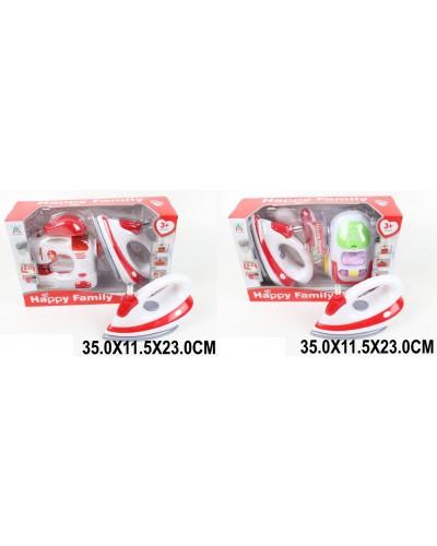 Бытовая техника LS8236K/37K батар, 2 вида, свет/звук, в коробке 35*11,5*23см