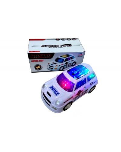Машина батар. 89-299  свет,звук,в коробке