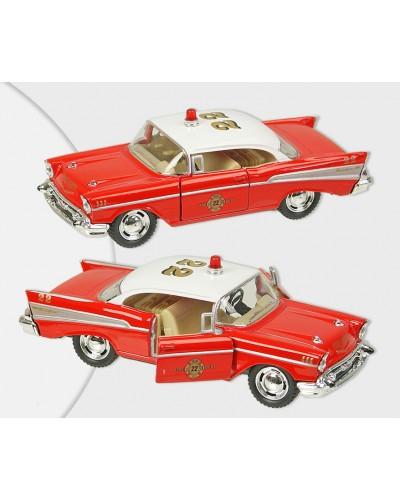 "Машина металл ""KINSMART"" KT5325W ""Chevrolet Bel Air 1957"", в коробке 16*8*7,5см"