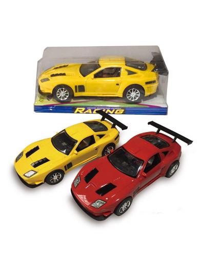 Машина инерц. 019-115 2 цвета, под слюдой