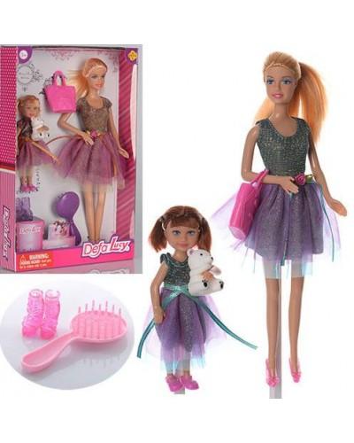 """Кукла """"Defa Lucy"""" 8304  с куколкой,питомцем,аксесс. в кор.20,5*5*32см"""