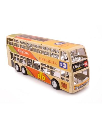 Автобус инерц XY968P под слюдой 38*13*9см