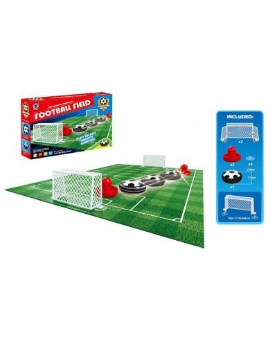 Игра аэрофутбол 789-12D ворота,2биты,в коробке 27*19,5*6,2см