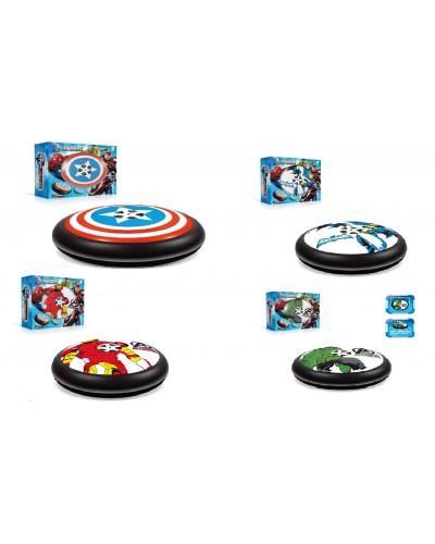 Игра аэрофутбол789-24A/C/D/E 4 вида, в коробке 9,5*9,5*4см