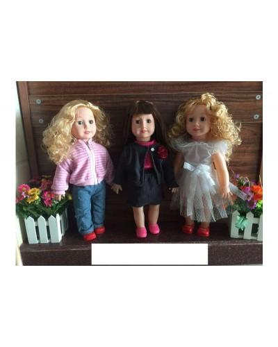 Кукла 8789A-1 6 видов, в кор. 47,5*12*25см