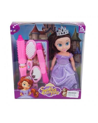 "Кукла ""S"" CT-16B парикмахерский набор, в кор. 22,5*5,5*25 см"