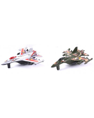 Самолет инерц. 098-29/30 2 вида, в пакете 20*16см