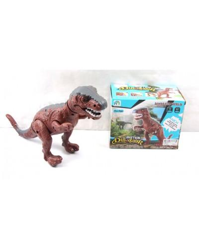 Животные 9789-72 динозавр, свет, звук, ходит, в коробке 19*15*10см