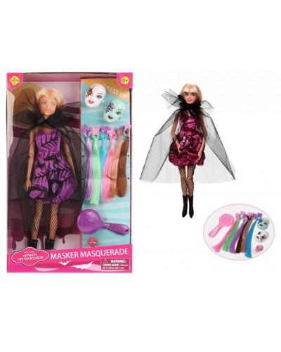 "Кукла ""Defa Lucy"" 8398 3 вида, с аксесс., в кор.32,5*5,5*20см"