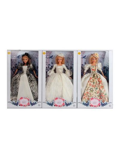 """Кукла """"Defa Lucy"""" 8402 3 вида, в бальном платье, в кор.32*6*20см"""