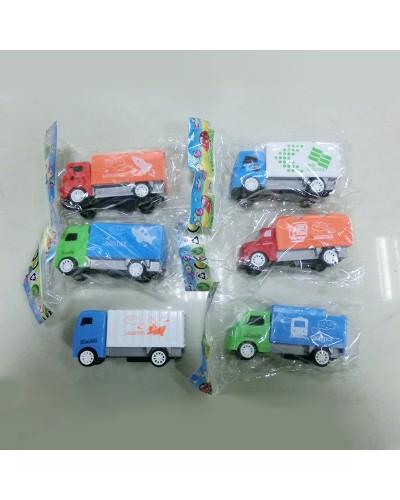 Машина ZF16-06 в пакете 9*11см