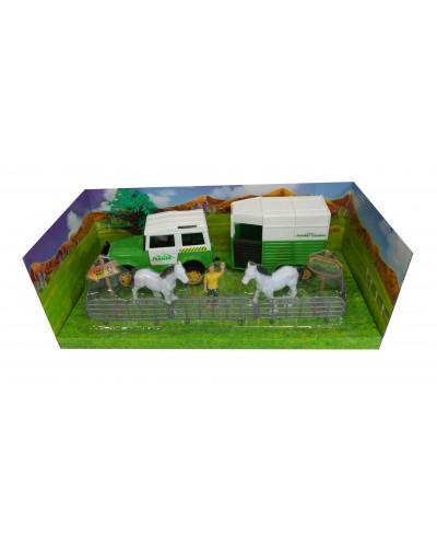 """Набор """"Ферма"""" JC825 в коробке 30см"""
