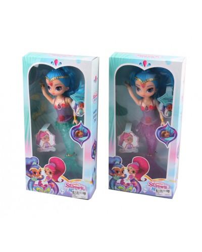 """Кукла """"SaS"""" PL048 2 вида, свет/муз, кор. 17*6*35 см"""