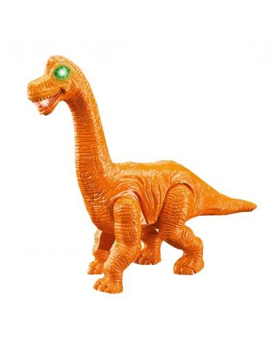 Животное 821B динозавр, батар., свет, звук, в коробке 23,5*8*14см