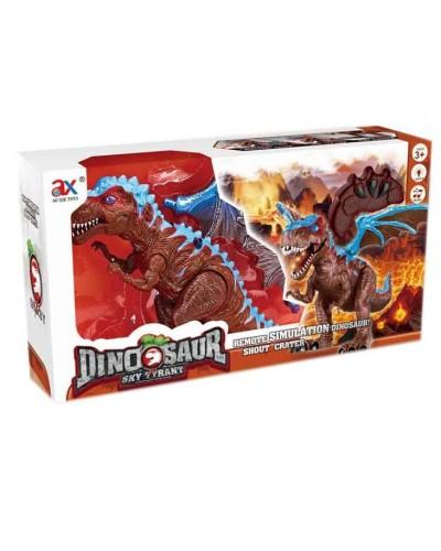 Животное 842A динозавр с крыльями, батар., свет, звук, в коробке 53*29*14см