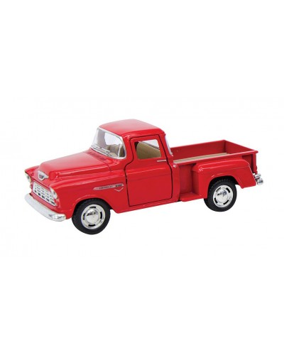 "Машина металл ""KINSMART"" KT5330WM ""1955 Chevy Stepside Pick Up"", в коробке 16*8*7,5см"