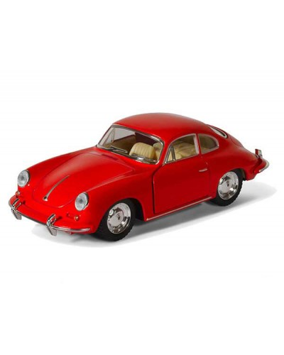 """Машина металл """"KINSMART"""" KT5398W """"Porsche 356 B Carrera 2"""", в коробке 16*8*7,5см"""