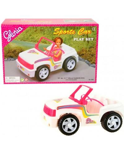 """Машина """"Gloria"""" 9882 в коробке 32*20 см"""