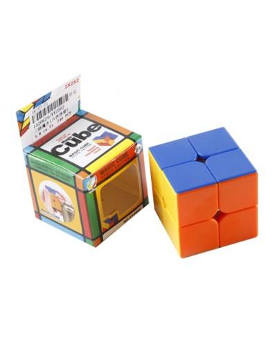 Кубик логика XY2502 2*2, для Спидкубинга, в коробке 5*5*5см