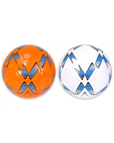 Мяч футбол FB190300 №3, PVC 4 цвета