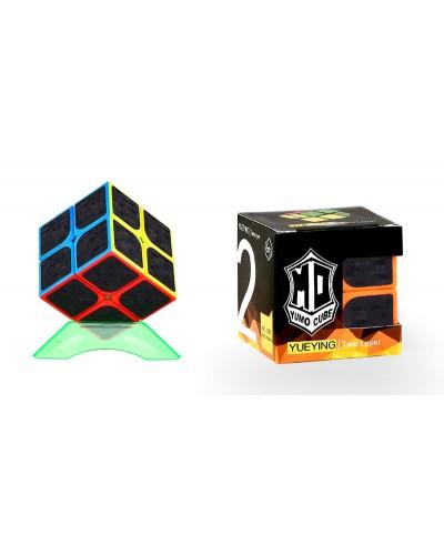 Кубик логика 379005-C 2*2 с подставкой, в коробке 5*5*5 см