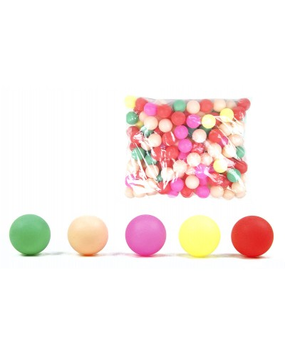 Теннисные мячики QB0110 в пакете 150шт, 38мм, цена за упаковку