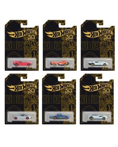 Машина металл. D50-1 6 видов, на планшетке 11,3*16,5см