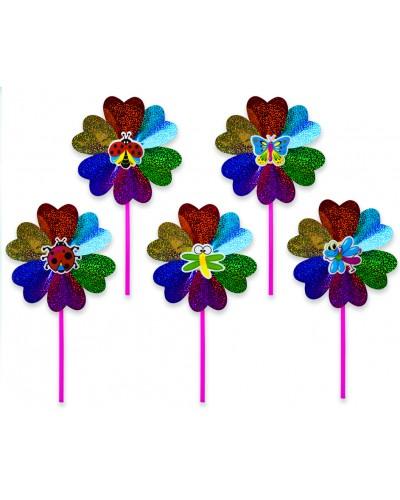 Ветрячок V1902 1 цветок, 5 видов