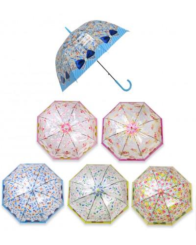 """Зонт """"Весна"""" CEL-406 5 видов, размер трости 82см, диаметр 79см"""