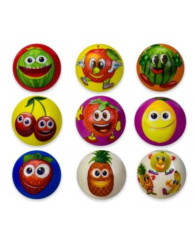 Мяч фомовый PB190805 12 видов, размер мячика 7,6 см, цена за 1шт. в пакете 30*22 см
