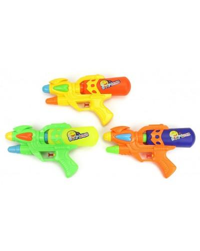 Водный пистолет M800 3 вида, в пакете 27*15,5*7,5см