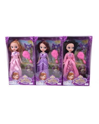 """Кукла """"S"""" YF9079 3 вида, в кор. 27*15*5см"""
