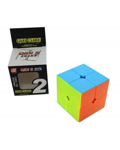 Кубик логика EQY510 2*2, в коробке 5,5*5,5*9см