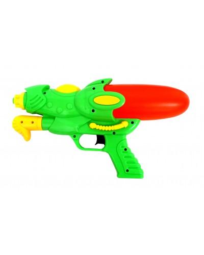 Водный пистолет A-114 с насосом, в пакете 29см