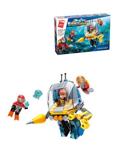 """Конструктор """"Brick"""" 2413-4 131 дет. в коробке"""