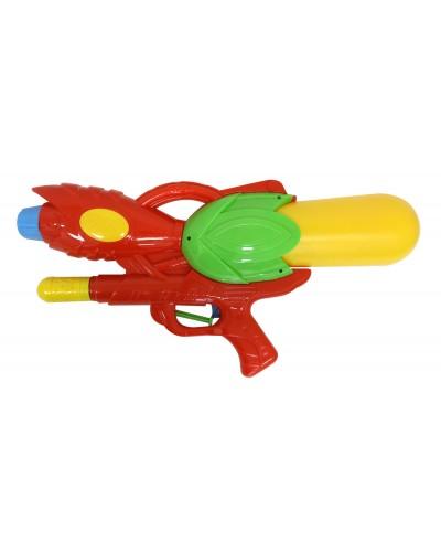 Водный пистолет 6878 с насосом, в пакете 53см