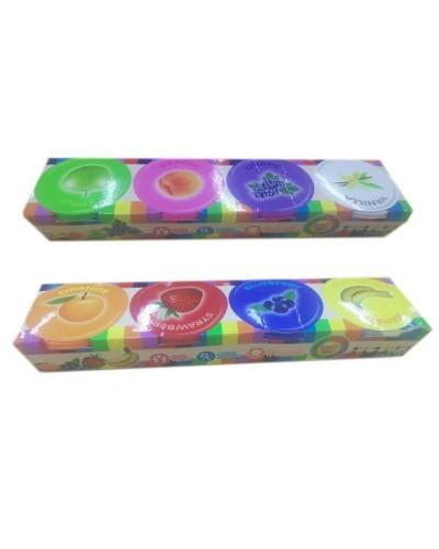 Набор для творчества 9315/6 пластилин ароматиз., 2 вида, 4цвета в коробке 30,7*7,5*4 см