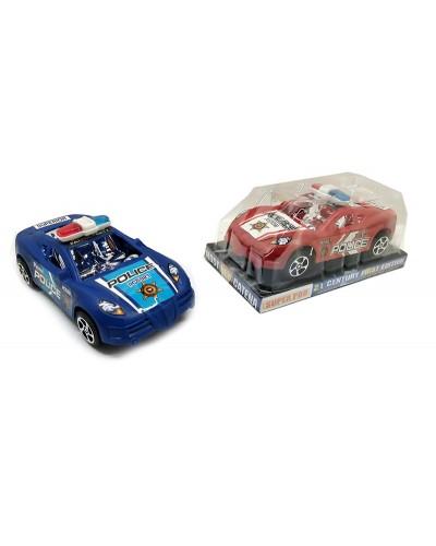 Машина инерц. 259-10 2 цвета, под слюдой 16,5*8*5,5см