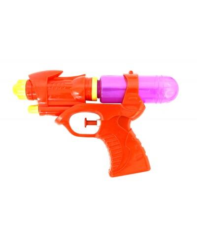 Водяной пистолет 003 3 вида в пакете, 17*11*3см