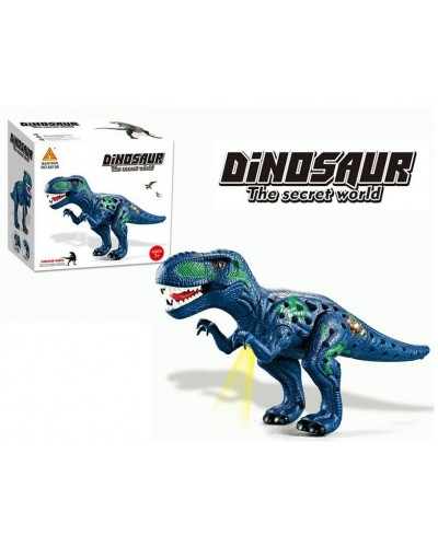 Животные 60108 динозавр, движение, проектор в коробке 31*14*27см