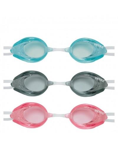 Очки 55684 для плавания (8+лет) 3 цвета