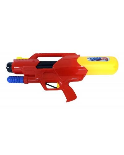 Водный пистолет 2823-33 с насосом, в пакете 53*26*11см