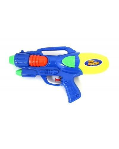 Водяной пистолет 2791-3 в пакете 27см